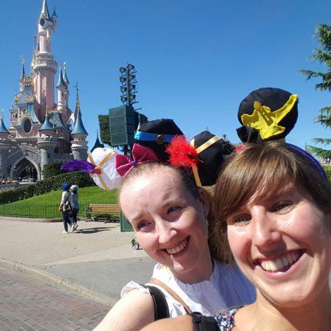 Laura Van Alphen vertelt over toegankelijkheid in Disneyland