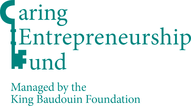 logo caring entrepreneurship fund