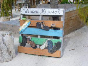 Slipperkaptstok Curaçao