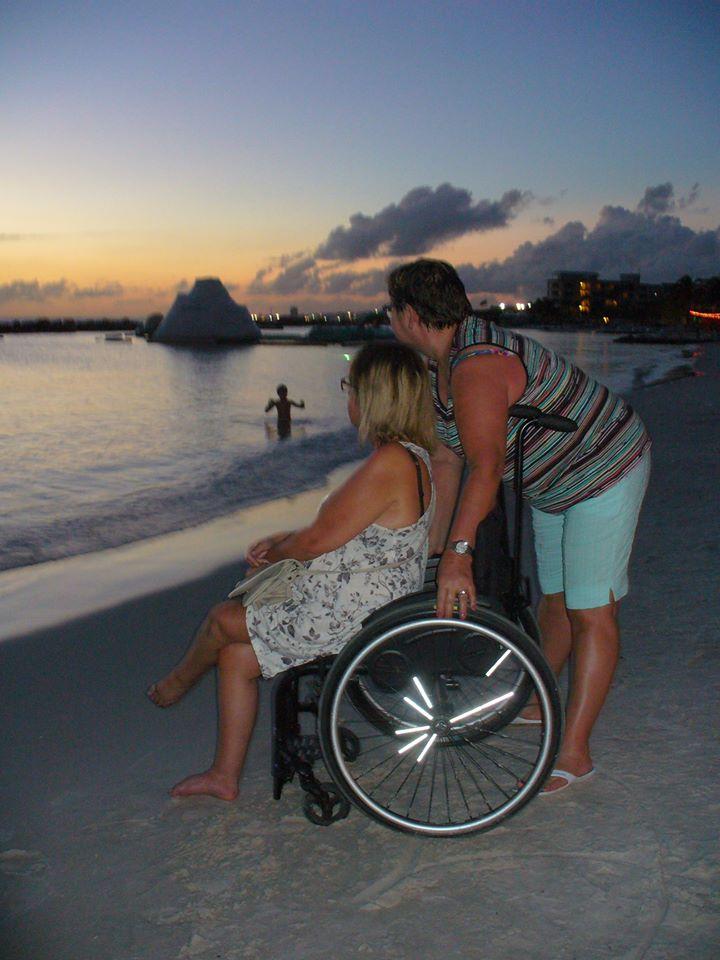 Rolstoelvriendelijke reis naar Curaçao