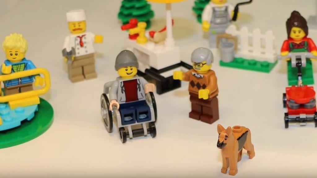 Legoland rolstoel