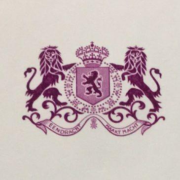 Uitnodiging van de Koning van België
