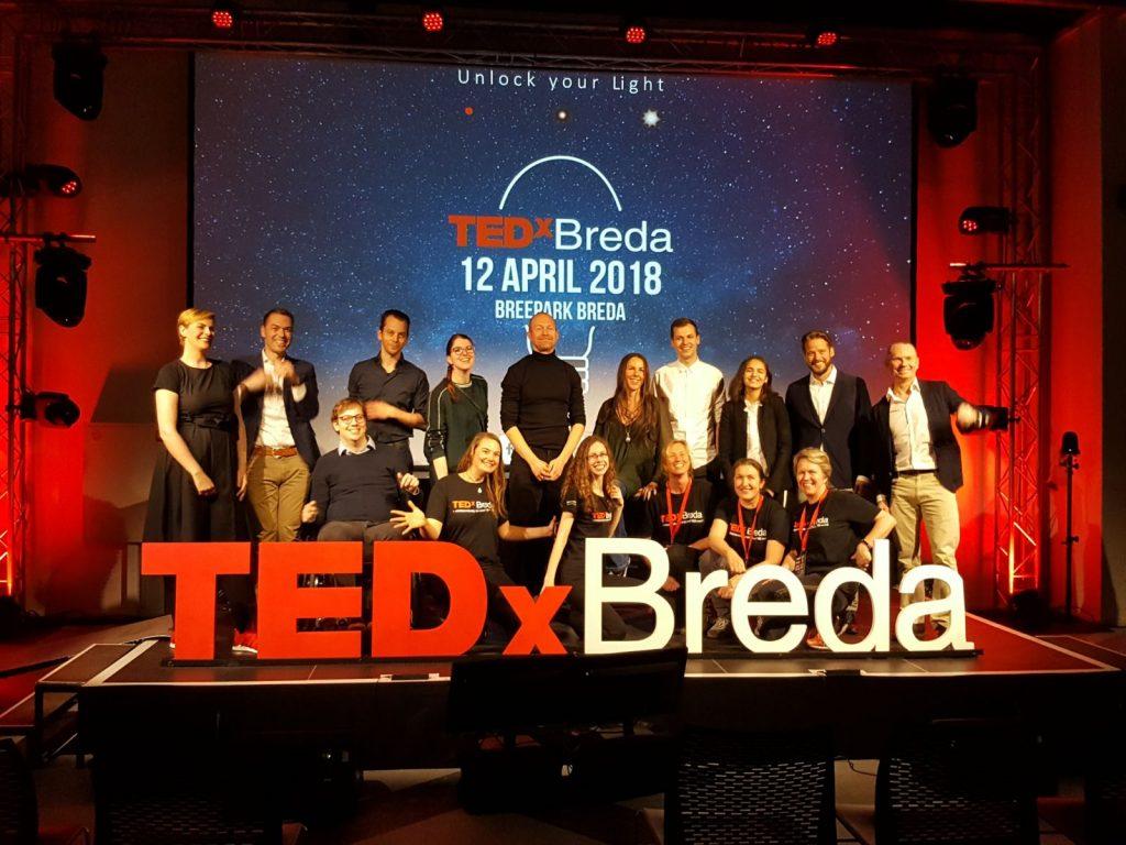 TedxBreda 2018