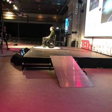 Steven Claeys op TedxBreda