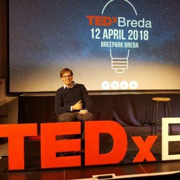 Steven Claeys TedxBreda 2018