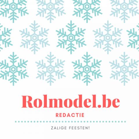 Rolmodel kerst en nieuw
